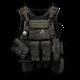 글레디에이터-Ⅱ 방탄 조끼 Render