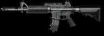 M4A1 Render