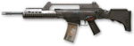 H&K G36K Render