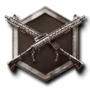 Challenge badge weapon10 20
