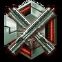 Challenge badge weapon25 17