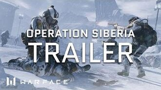 Warface - Trailer - Siberia Special Operation