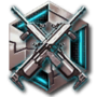 Challenge badge weapon25 22