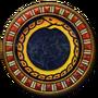 Challenge badge afro 02