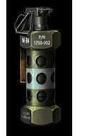 M84 섬광탄 Render