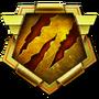 Challenge badge gold 02