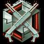 Challenge badge weapon25 06