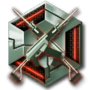 Challenge badge weapon25 04