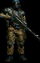 Sniper Class Character