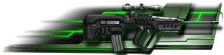 Challenge strip weapon25 30