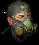 KIWI Helmet Medic Render
