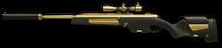 Steyr Scout Gold Render