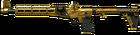 Kel-Tec SUB2000 Gold Render
