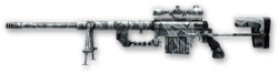 CheyTac M200 Winter Camo Render