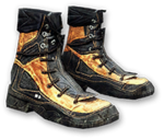 Crown Boots Render