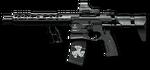 Cobalt Kinetics Stealth Pistol Render