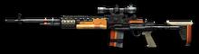 Элитная M14 EBR Render