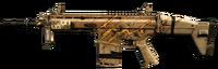 Элитный FN SCAR-H Render