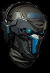 Spectrum Gamma Engineer Helmet Render