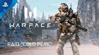 Warface - Cold Peak Trailer PS4