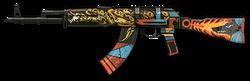 AK-103 Anubis Render