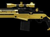M14 Crazy Horse Gold