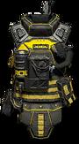 Berserk Engineer Vest Render