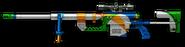CheyTac M200 Jogos 2016 Render