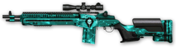 M14 Crazy Horse Absolute Render