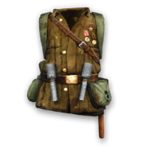 World War II Vest Render