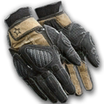 Kevlar Gloves Render