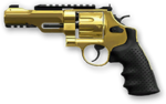 S&W M&P R8 Gold Render