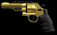 S&W M&P R8 Gold