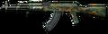 Woodland skin AK-47