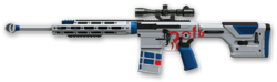 Remington R11 RSASS EURO CUP Render