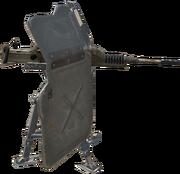 XM312 Machine Gun