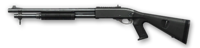 Remington Model 870 Render