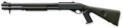 Remington Model 870 Render
