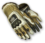 Warlord Gloves Render
