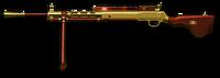DP-27 Gold Render