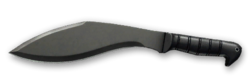 KA-BAR Kukri Machete Render