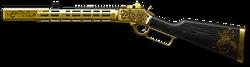 Marlin 1894 Custom Gold Render