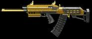 Saiga Bullpup Gold