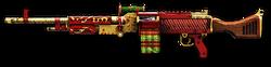 Новогодний M240B Render