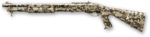 Desert Remington Model 870