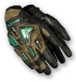 Absolute Gloves Render