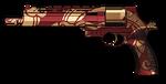 Mateba Autorevolver Scarlet Dragon Render