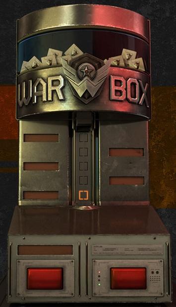 Warbox | Warface Wiki | FANDOM powered by Wikia