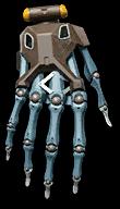Wolfram Hands Module Render