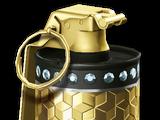 Smoke Grenade Gold